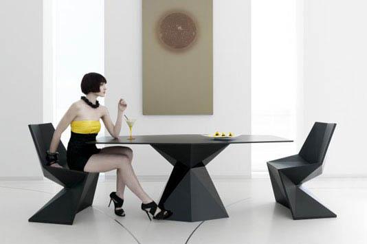 Мебель Vondom для гостиной, Карим Рашид