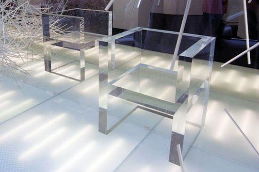 Мебель Токуджина Йошиоки для Kartell